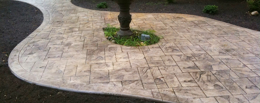 Custom Concrete Designs - South Jersey Stamped Concrete